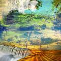 Landscape by Maciej Mackiewicz