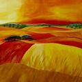 Landscape Of Alentejo by Nela Vicente