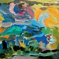 Landscape Palette by Judith Redman