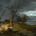 Landscape by Thomas Fearnley