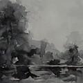 Landscape Value Study by Robin Miller-Bookhout
