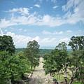 Landscape View From Preah Vihear Mountain In North Cambodia by Jacek Malipan