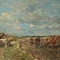Landscape With Ploughmen by MotionAge Designs