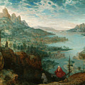 Landscape With The Flight Into Egypt by Pieter Bruegel the Elder