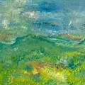 Landschaft Bei Arles by Michael Puya