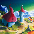 Landskrap IIi by Thomas Olsen