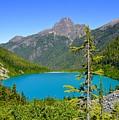 Landslide Lake by Christopher Branting