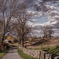 Lane Into History by John M Bailey