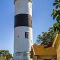 Lange Jan Lighthouse by Roberta Bragan