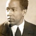 Langston Hughes by Everett