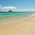 Lanikai Beach 4 - Oahu Hawaii by Brian Harig