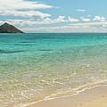 Lanikai Beach 4 Pano - Oahu Hawaii by Brian Harig
