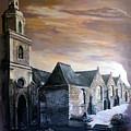 Lanrelas Church  by Silk Alchemy