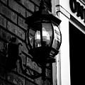 Lantern Black And White by Marina McLain