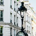 Lantern Clock by Pati Photography