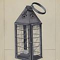 Lantern by Holger Hansen