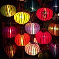 Lantern Shop In Hoi An Vietnam by Paul Dal Sasso