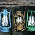 Lanterns by Ferrel Cordle