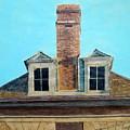 Laon Windows by E Colin Williams ARCA