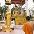 Laos, Vientiane by Bill Bachmann - Printscapes