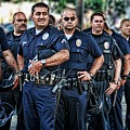 Lapd Safeguarding Lives by Chris Yarzab