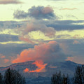 Wyoming Sunsets 1 by Kathy Ann Wittman
