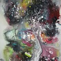 Large Color Fever Abstract25-original Abstract Painting by Seon-Jeong Kim