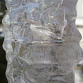 Large Icicle by Ali Wright