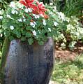 Large Vase by Donna Bentley
