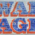 Large War Eagle by JC Findley