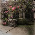 Larken's Colonnade by Gina Harrison