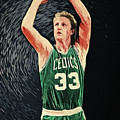 Larry Bird by Zapista Zapista