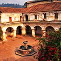 Las Capuchinas Convent Ruins by Thomas R Fletcher