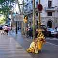 Las Ramblas I by Lindsey Orlando