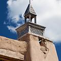 Las Trampas Church by Jim Benest