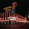 Las Vegas 1983 #1 by Frank Romeo