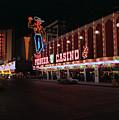Las Vegas 1983 #5 by Frank Romeo
