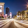 Las Vegas Boulevard  by John McGraw