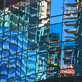 Las Vegas City Center Reflection by Richard Henne