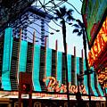 Las Vegas Lights II by Susanne Van Hulst