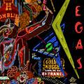 Las Vegas Neon by Andrew Fare