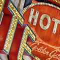 Las Vegas Neon Signs by Toula Mavridou-Messer