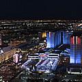 Las Vegas Strip 1 by Debbie D Anthony