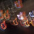Las Vegas Strip 2222 by Bob Neiman