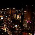 Las Vegas Strip II by Michele Stoehr