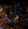 Las Vegas Strip IIi by Michele Stoehr