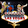 Las Vegas Symbolic Sign by Gravityx9  Designs