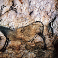 Lascaux: Running Deer by Granger