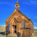 Last Church Standing by Donna Kennedy