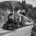 Last Days Of Oregon Steam by HW Kateley